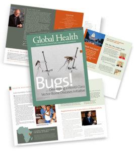 Global Health magazine sample